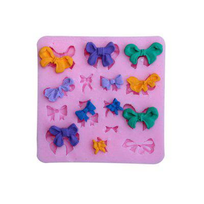 WS 0234 DIY Liquid Silica Gel Butterfly Knots