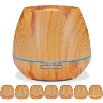 GDAS 1808EU Essential Oil Diffuser Humidifier Aromatherapy Cool Mist Humidifier 550ML