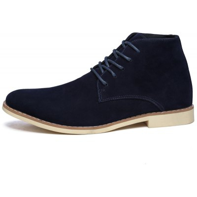 "High Neck Casual Suede Boots MenMens Boots<br>High Neck Casual Suede Boots Men<br><br>Boot Height: Ankle<br>Boot Type: Fashion Boots<br>Closure Type: Lace-Up<br>Embellishment: None<br>Gender: For Men<br>Heel Hight: Flat(0-0.5"")<br>Heel Type: Flat Heel<br>Outsole Material: Rubber<br>Package Contents: 1xShoes(pair)<br>Pattern Type: Others<br>Season: Winter, Spring/Fall<br>Toe Shape: Round Toe<br>Upper Material: PU<br>Weight: 1.6896kg"