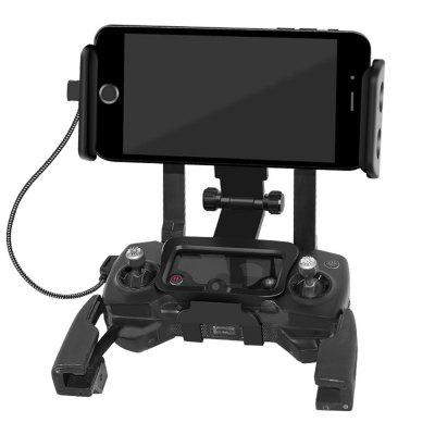 Universal Front Remote Control Bracket Phone Tablet Holder for DJI Mavic Pro/ Platinum Edition Spark travel aluminum blue dji mavic pro storage bag case box suitcase for drone battery remote controller accessories