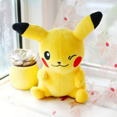 Stuffed Plush Toy Cute Doll For Children Baby Birthday Christmas Gift AnimeStuffed Cartoon Toys<br>Stuffed Plush Toy Cute Doll For Children Baby Birthday Christmas Gift Anime<br><br>Features: Cartoon<br>Materials: PP Cotton<br>Package Contents: 1 x Pokemon<br>Package size: 17.00 x 10.00 x 4.00 cm / 6.69 x 3.94 x 1.57 inches<br>Package weight: 0.1500 kg<br>Series: Fashion<br>Theme: Movie and TV
