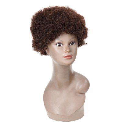 Rebecca Human Hair Wig Classic Afro Kinky Curly Wave RC0520
