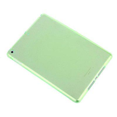 Soft TPU Cover for iPad Air 2/iPad 6 Case Silicone Transparent Slim Clear CoveriPad Cases/Covers<br>Soft TPU Cover for iPad Air 2/iPad 6 Case Silicone Transparent Slim Clear Cover<br><br>Compatible for Apple: iPad Air 2<br>Features: Back Cover<br>Material: TPU<br>Package Contents: 1 x  Case<br>Package size (L x W x H): 21.00 x 13.00 x 1.00 cm / 8.27 x 5.12 x 0.39 inches<br>Package weight: 0.0650 kg<br>Product weight: 0.0540 kg<br>Style: Solid Color