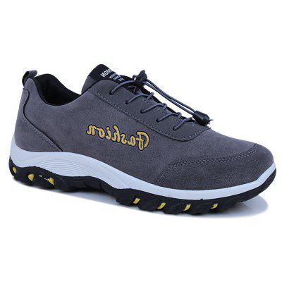Autumn and Winter Outdoor Leisure Non-Slip Men'S Hiking Shoes