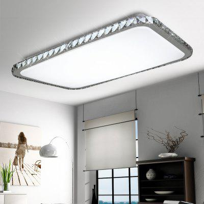 JX829 - 36W - WJ - C Promise Dimming Crystal Ceiling Lamp AC 220V
