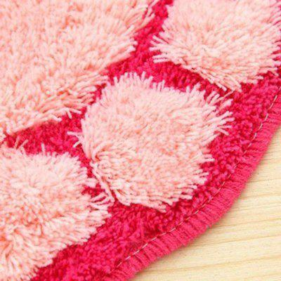 Lovable foot mats Guesthouse carpet Water absorbing and antiskid ground pad  Entrance pad