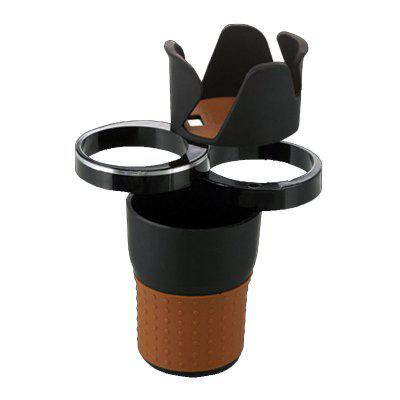 Multi-Functional Car Cup Rack and Magic Drink Rack and Coin Receiver Box
