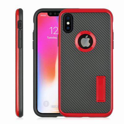 Cover 5.8 inch Luxury TPU PC Ultra Slim Back Covers Cases for iPhone X Accessorie