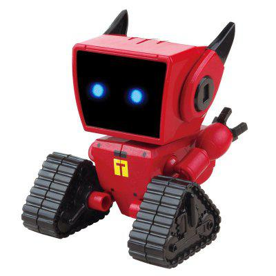 Electronic Walking Dancing Robot Toys With Music Lightening For Kids Boys Girls Toddlers