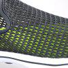 Men's Casual Outdoor Rubber Mesh Lightweight Shoes - CINZA