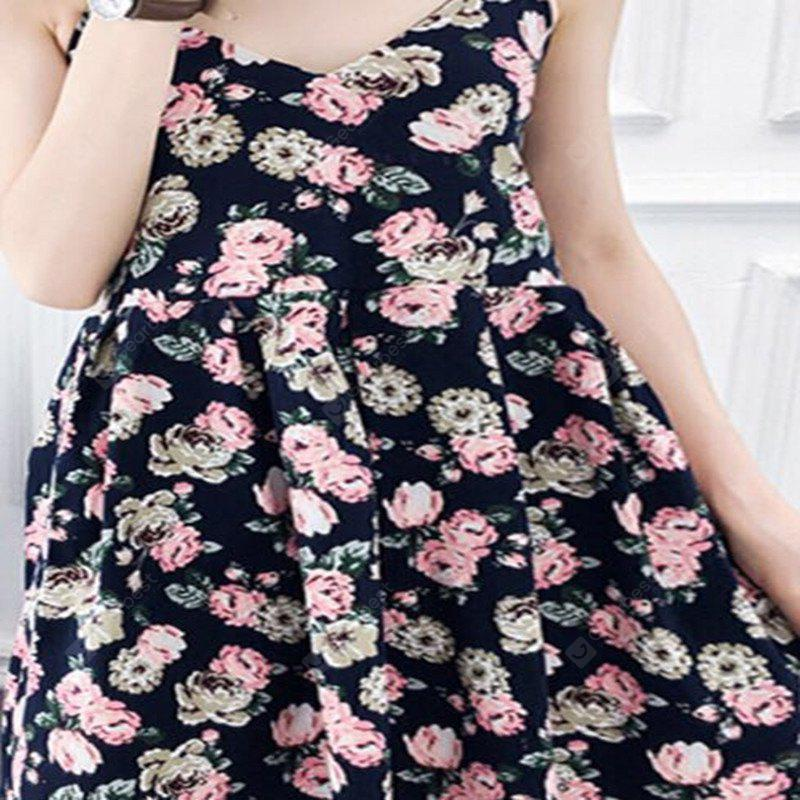 2018 New Spring All-Match Fashion Cotton Women'S Dress