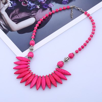 Fashion Charm Tassel Pendant Necklaces For Woman