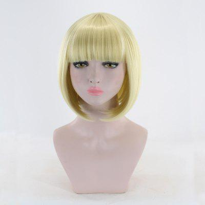 Attractive BOBO Comfort Aure A Woman's Choice Of Chemical Fiber Wig