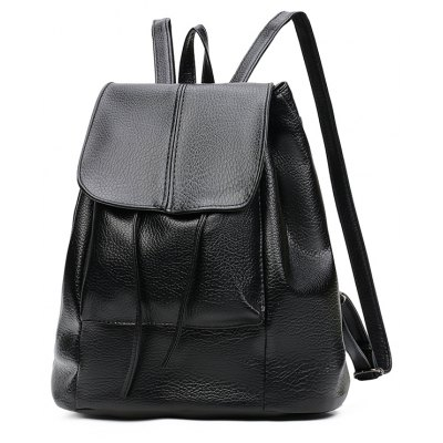 The New Women Pack The European and American Fashion Multi-Function Ladies Backpack  3pcsBackpacks<br>The New Women Pack The European and American Fashion Multi-Function Ladies Backpack  3pcs<br><br>Capacity: 21 - 30L<br>Color: Black<br>Features: Waterproof<br>For: Casual, Sports<br>Gender: For Women<br>Material: PU Leather<br>Package Contents: 3xbag<br>Package size (L x W x H): 28.00 x 15.00 x 25.00 cm / 11.02 x 5.91 x 9.84 inches<br>Package weight: 0.5000 kg<br>Strap Length: 70<br>Style: Fashion, Sport<br>Type: Backpack
