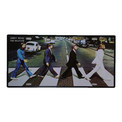 Beatles Vintage Metal Painting for Cafe Bar Restaurant Wall Decor