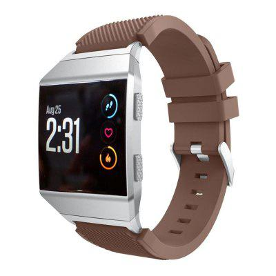 Soft Silicone Replacement Sports Band For Fitbit Ionic Watch