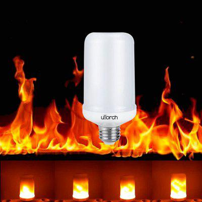 Utorch E27/E26 SMD LED Flickering Flame Effect Fire Light Bulb