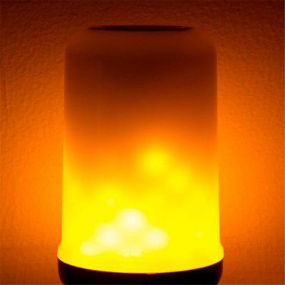 Utorch LED Light Flickering Flame Bulb - WHITE в магазине GearBest