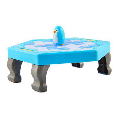 Купить со скидкой Board Games Save Penguin Break Ice Blocks Children Educational Parent-Child Interactive Toys