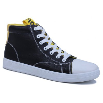 Autumn and Winter The Student Leather Leisure Shoes