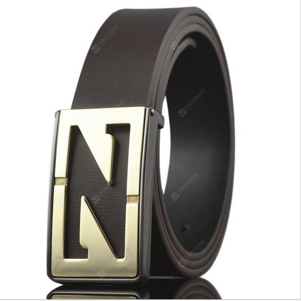 The New Leisure Smooth Leather Belt