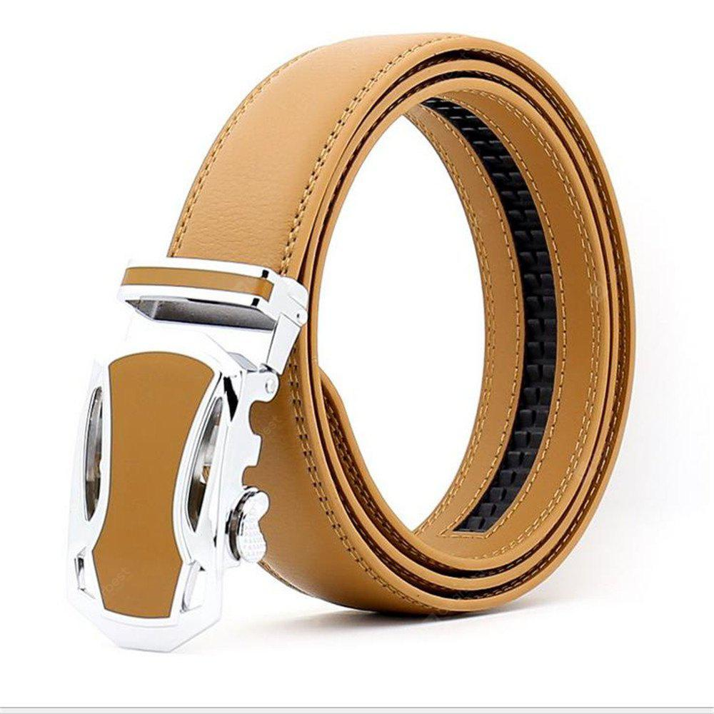 Men's Leather Buckle Leather Automatically