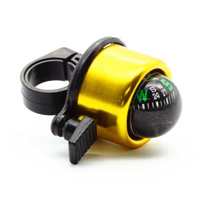 Bicycle Aluminium Alloy Compass Bell