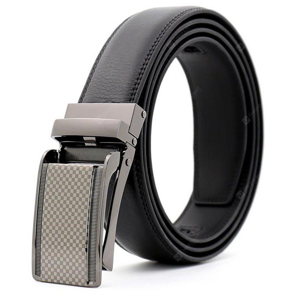 Foreign Trade Men's Business Leather Belt