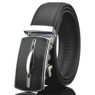 Hot Sale Men's Automatic Buckle Business and Leisure Belt