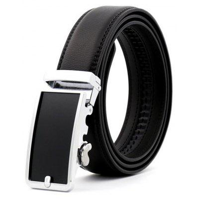 Fashion Business Men's Leather Belt