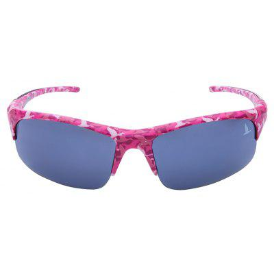 New Fashion Pink Paper Ash 3 Shallow Silver Sand Black Windproof Shading Sunglasses