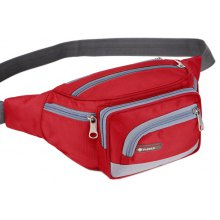 Unisex Bags Polyester Nylon Waist Bag Zipper for Casual Outdoor All Season