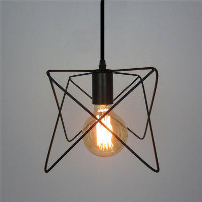 LOFT Nordic Iron Industry Vintage Home Decor Pendant Light Fixtures Restaurant