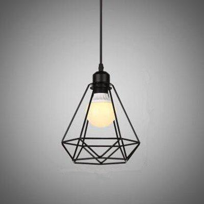 LOFT Nordic Iron Simple Industry Vintage Home Decor Pendant Light Fixtures Restaurant DD-03