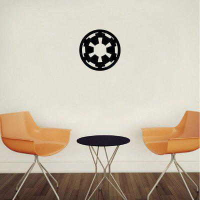 DSU Classic Wall Sticker Cartoon Imperial logo Vinyl Decal