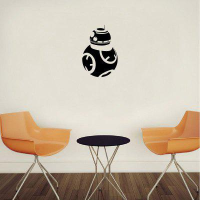 DSU BB-8 Droid Sticker The Force Awakens Vinilo decorativo