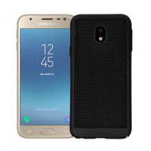 Heat Dissipation Ultra-Thin Frosted Back Cover Solid Color Hard PC Case for Samsung Galaxy J3 Pro / J3 (2017)