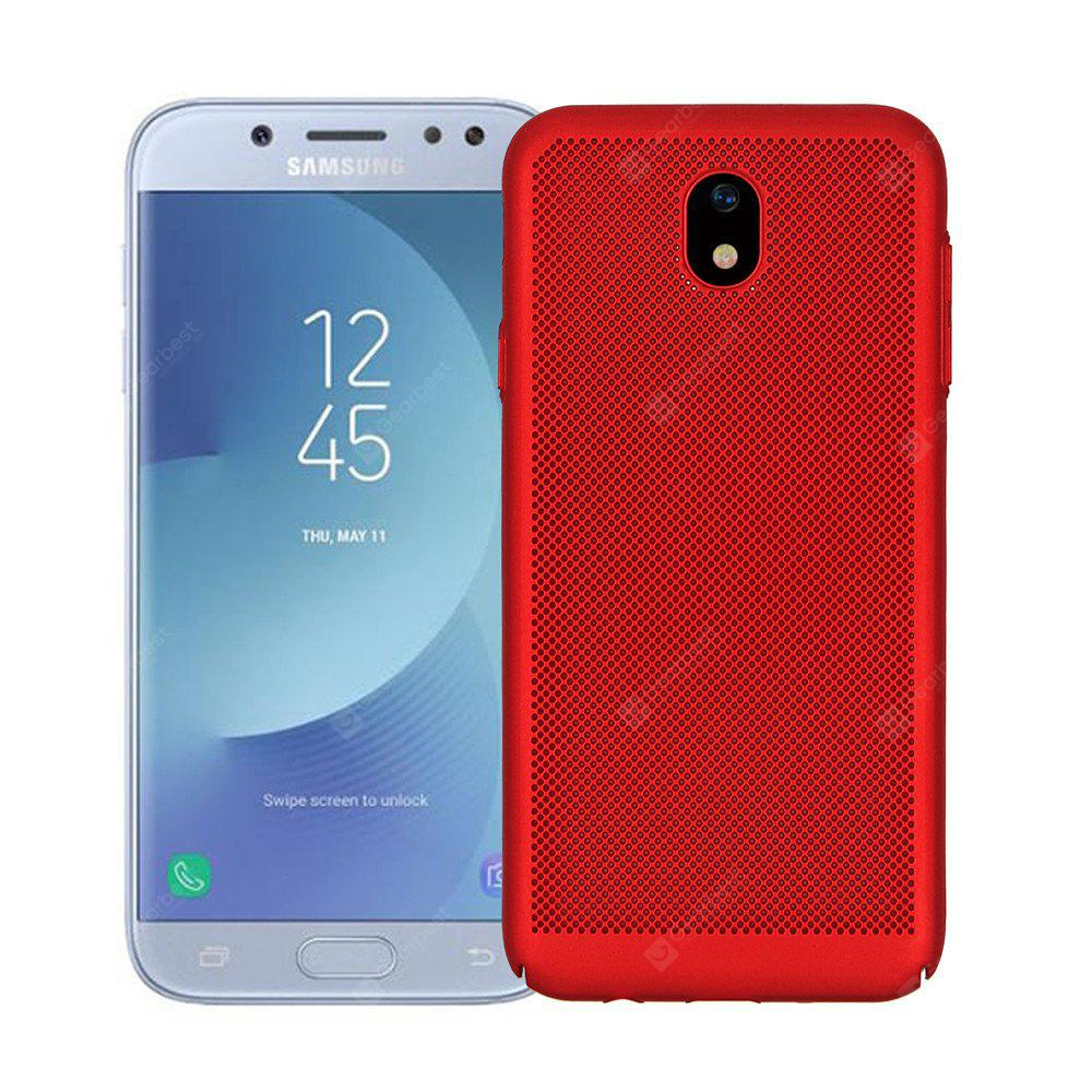 Heat Dissipation Ultra-Thin Frosted Back Cover Solid Color Hard PC Case for Samsung Galaxy J5 Pro / J5 (2017)