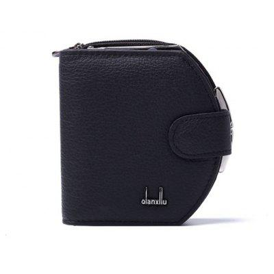 Genuine Leather Coin Purse for Women High Quality Hobos Small Wallet Female