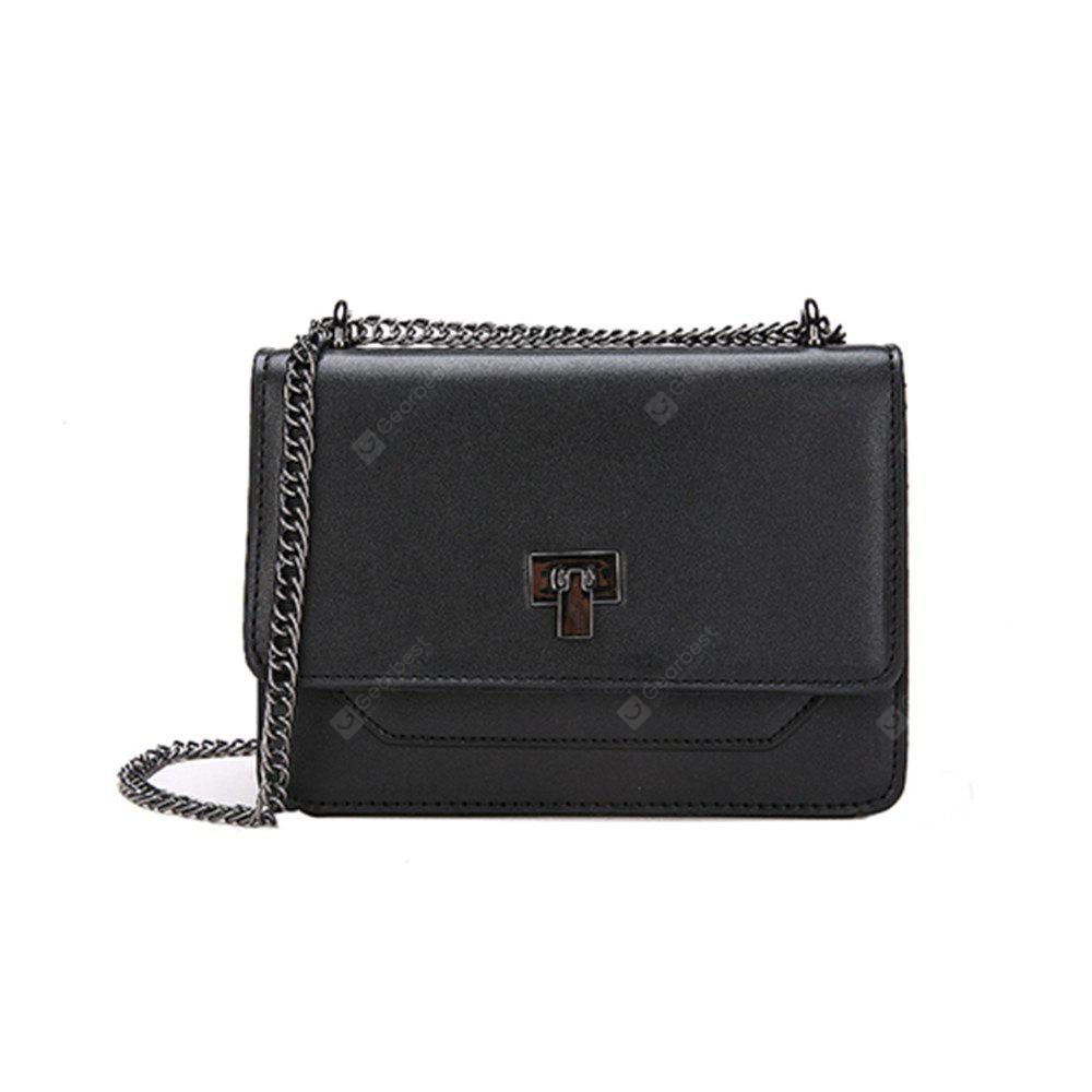 Chain Messenger Bag Female New Tide Ancient small Square Package