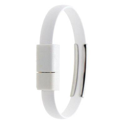 Colorful Mini Micro USB Bracelet Charger Data Charging Cable Sync Cord for AndroidChargers &amp; Cables<br>Colorful Mini Micro USB Bracelet Charger Data Charging Cable Sync Cord for Android<br><br>Features: Convenient and quick<br>Interface Type: Micro USB<br>Length: 22cm<br>Package Contents: 1 X USB Charging Cable<br>Package size (L x W x H): 20.00 x 8.00 x 2.00 cm / 7.87 x 3.15 x 0.79 inches<br>Package weight: 0.0200 kg<br>Product weight: 0.0100 kg