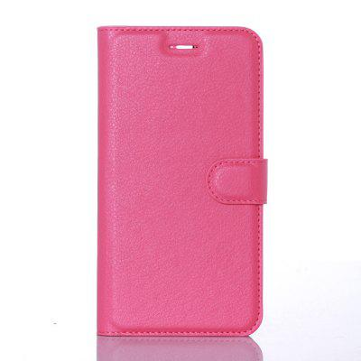 Litchi Grain Card Wallet Case for Elephone P8000