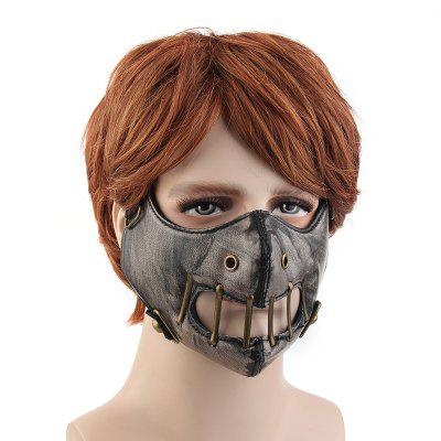 Hot Pin Personality Punk Wind Power Flow Locomotive MaskOther holiday and party supplies<br>Hot Pin Personality Punk Wind Power Flow Locomotive Mask<br><br>Color: Others<br>For: Friends, Brothers<br>mask: None<br>Material: Cotton, Metal, Fiber<br>Package Contents: 1 x mask<br>Package size (L x W x H): 15.00 x 15.00 x 4.00 cm / 5.91 x 5.91 x 1.57 inches<br>Package weight: 0.0510 kg<br>Product size (L x W x H): 23.00 x 14.00 x 4.00 cm / 9.06 x 5.51 x 1.57 inches<br>Usage: Performance, Halloween, Easter, Christmas