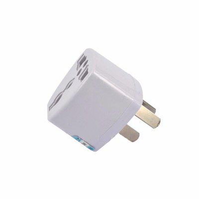Power Adapter Travel Adaptor 3 Pin AU Converter US/UK/EU To AU Plug Charger For Australia New Zealand