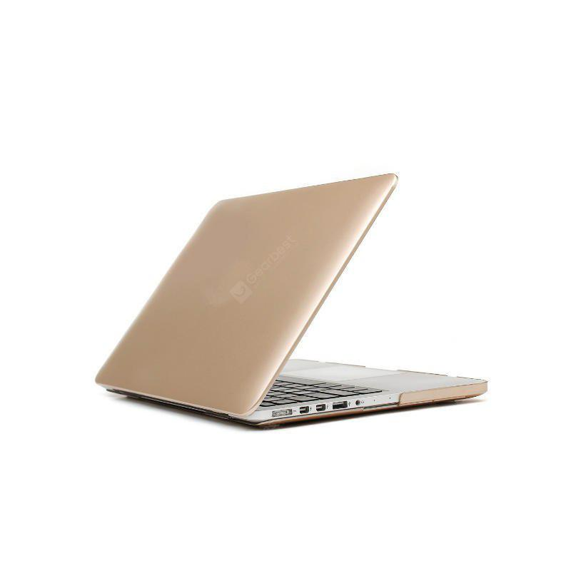 Macbook Retina 13.3 Computer Case PC Material Golden and Silver