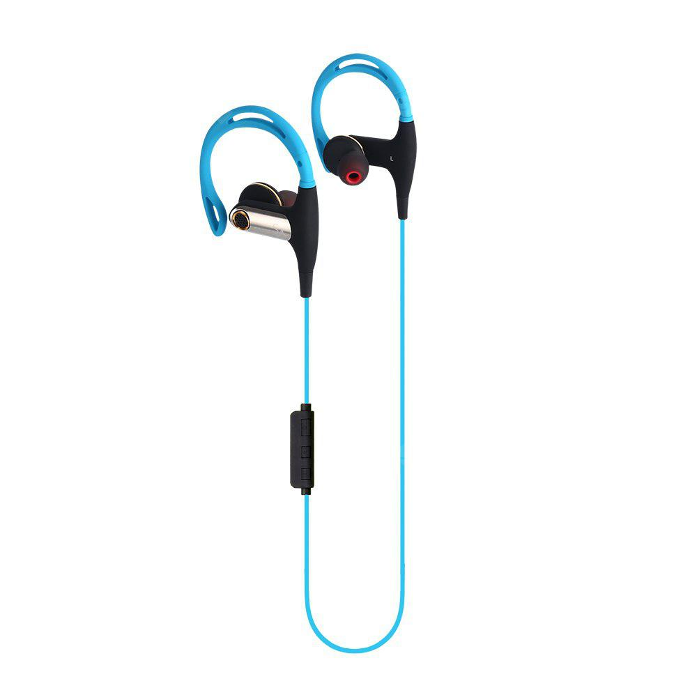 S4 Earphone Sports Wireless Headphone Bluetooth 4.1 Headset Stereo Earbuds Bass with Mic for Earpods