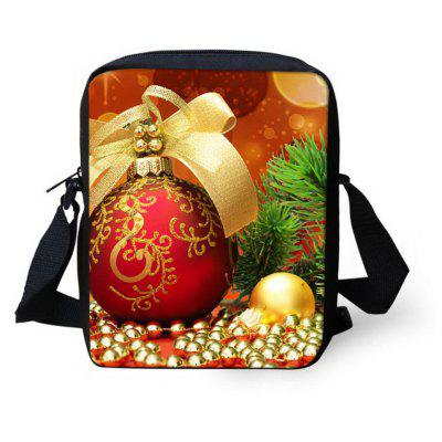 Christmas Packages Cross Body Shoulder Bag for School Travel