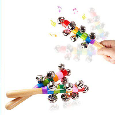 Colorful Rattles Baby Puzzle Educational Toys