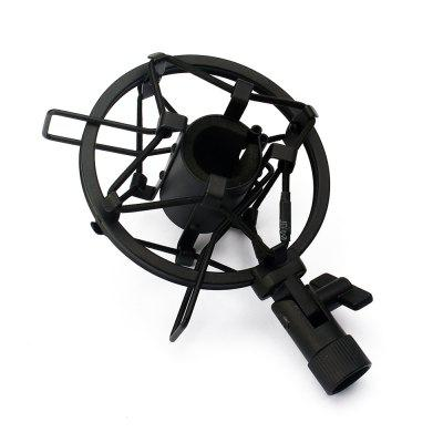 Universal Microphone Shock Mount Clip Hold Mic Sound Mount