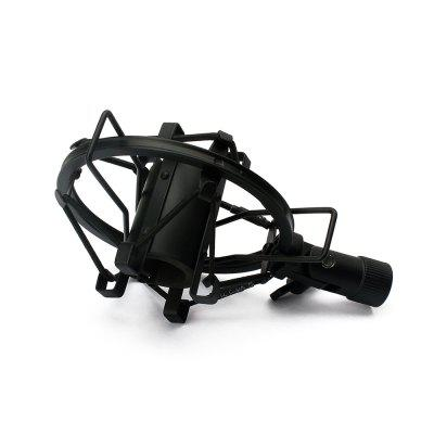 Universal Microphone Shock Mount Clip Hold Mic Sound MountGuitar Parts<br>Universal Microphone Shock Mount Clip Hold Mic Sound Mount<br><br>Materials: Metal<br>Package Contents: 1 x Microphone<br>Package size: 15.00 x 14.00 x 7.00 cm / 5.91 x 5.51 x 2.76 inches<br>Package weight: 0.1660 kg<br>Product size: 14.00 x 10.00 x 5.00 cm / 5.51 x 3.94 x 1.97 inches<br>Suitable for: Guitar, Electric Guitar, Bass Guitar<br>Type: Other